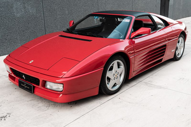 1991 Ferrari 348 TS 84298