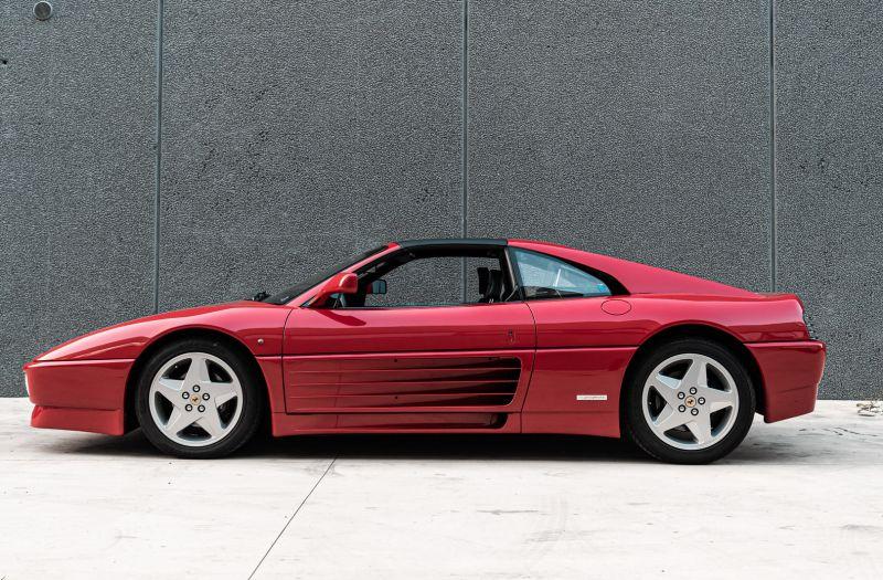 1991 Ferrari 348 TS 84302