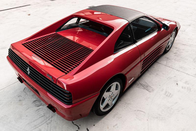 1991 Ferrari 348 TS 84303