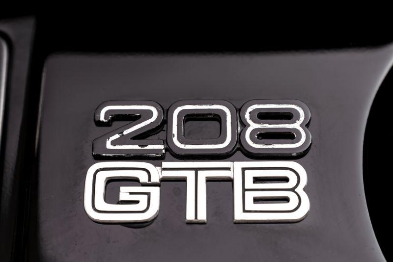 1980 Ferrari 208 GTB Carburatori 81281
