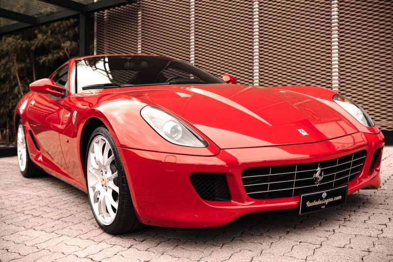 2007 Ferrari 599 GTB Fiorano 64964