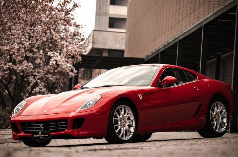 2007 Ferrari 599 GTB Fiorano 64975