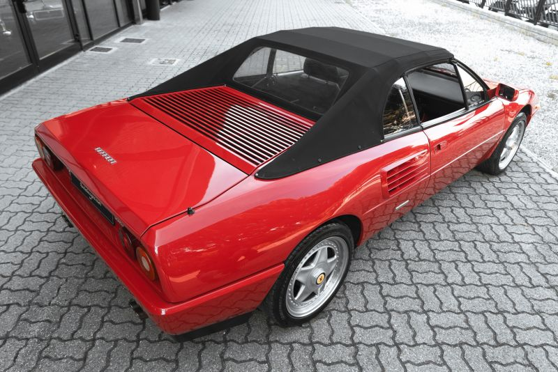 1992 Ferrari Mondial 3.4 T Cabriolet 83145