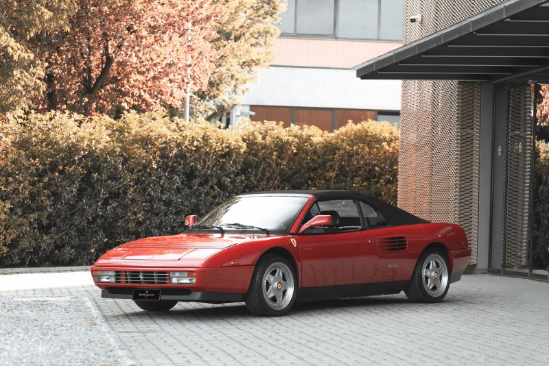 1992 Ferrari Mondial 3.4 T Cabriolet 83134
