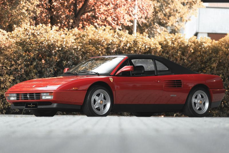 1992 Ferrari Mondial 3.4 T Cabriolet 83136