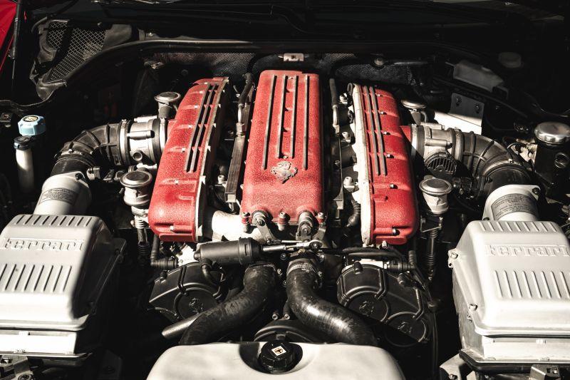 2005 Ferrari 612 Scaglietti F1 63602