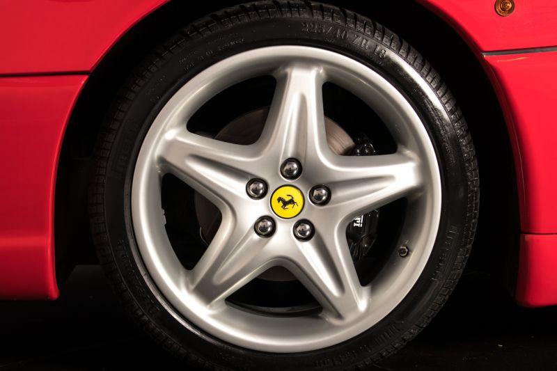 1996 Ferrari F355 spider 19397