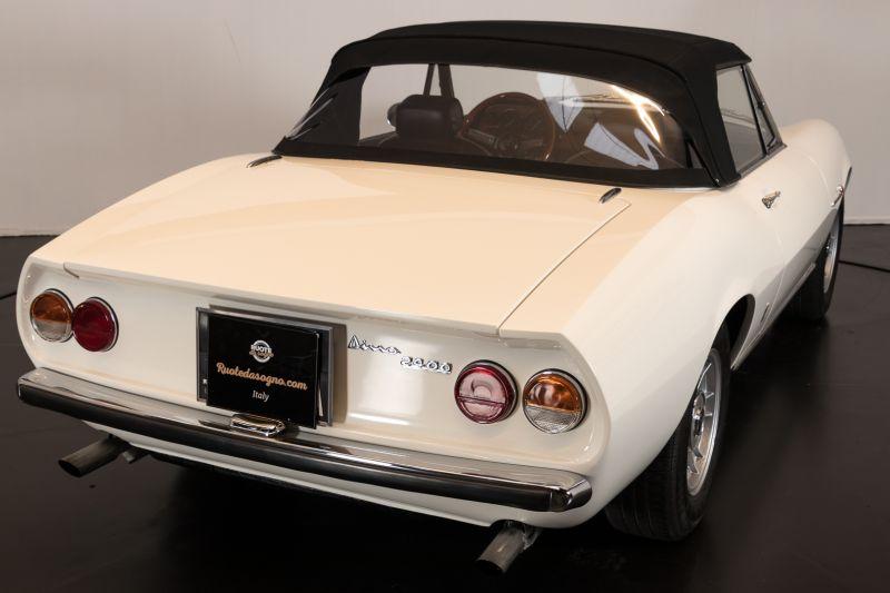 1970 Fiat Dino Spider 2400 10922