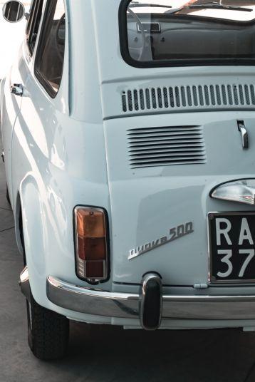 1967 Fiat 500 F 76608