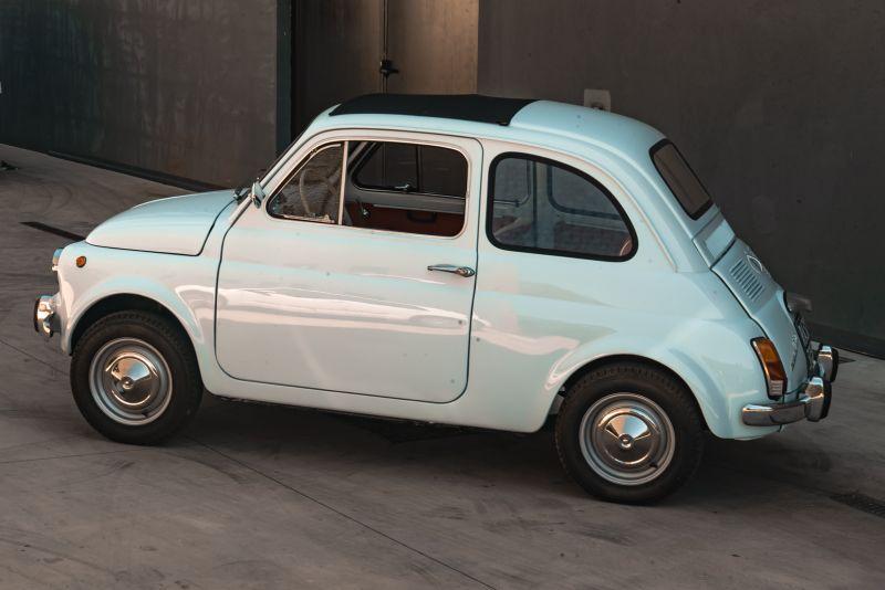 1967 Fiat 500 F 76605