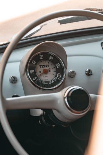 1967 Fiat 500 F 76610