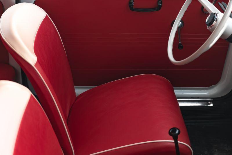 1967 Fiat 500 F 76622