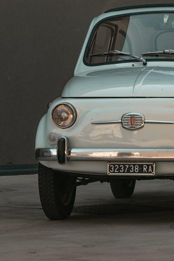 1967 Fiat 500 F 76602