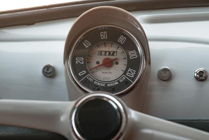 1967 Fiat 500 F 76615
