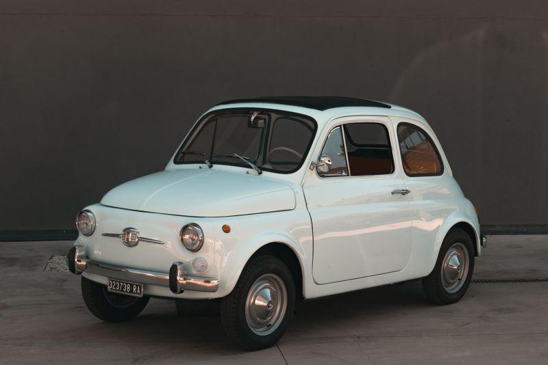 1967 Fiat 500 F 76600
