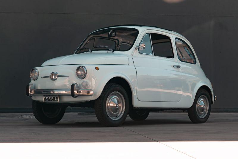 1967 Fiat 500 F 76599