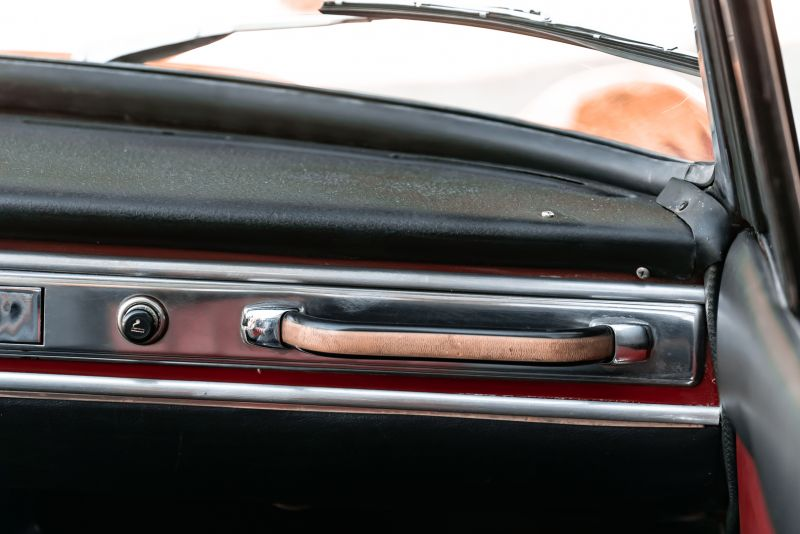 1962 Fiat 1200 Cabriolet Pininfarina 76346