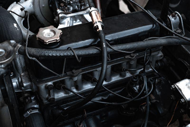 1962 Fiat 1200 Cabriolet Pininfarina 76352