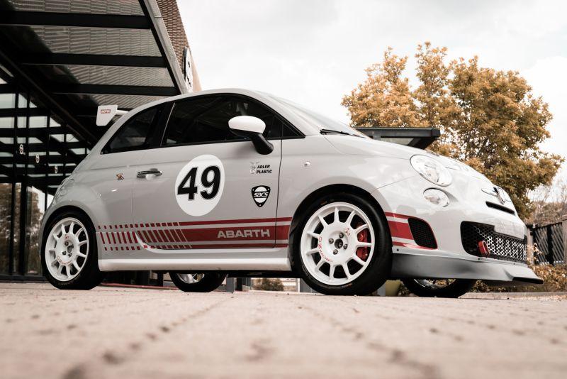 2008 Fiat 500 Abarth Assetto Corse 45/49 77344