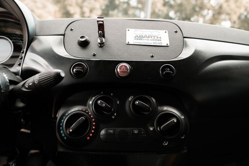 2008 Fiat 500 Abarth Assetto Corse 45/49 77400
