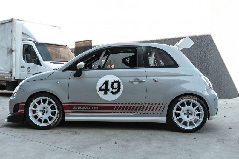 2008 Fiat 500 Abarth Assetto Corse 49/49 79314