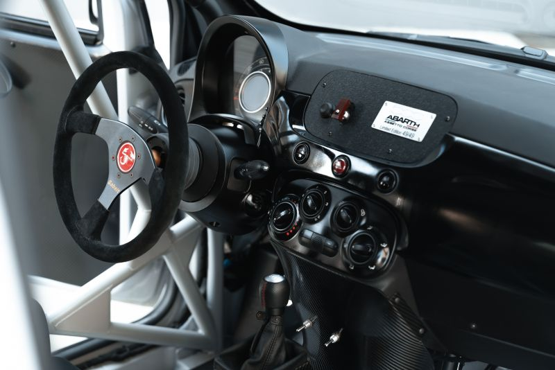 2008 Fiat 500 Abarth Assetto Corse 49/49 79341