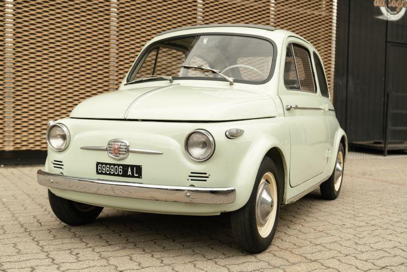 1959 Fiat 500 N 80014