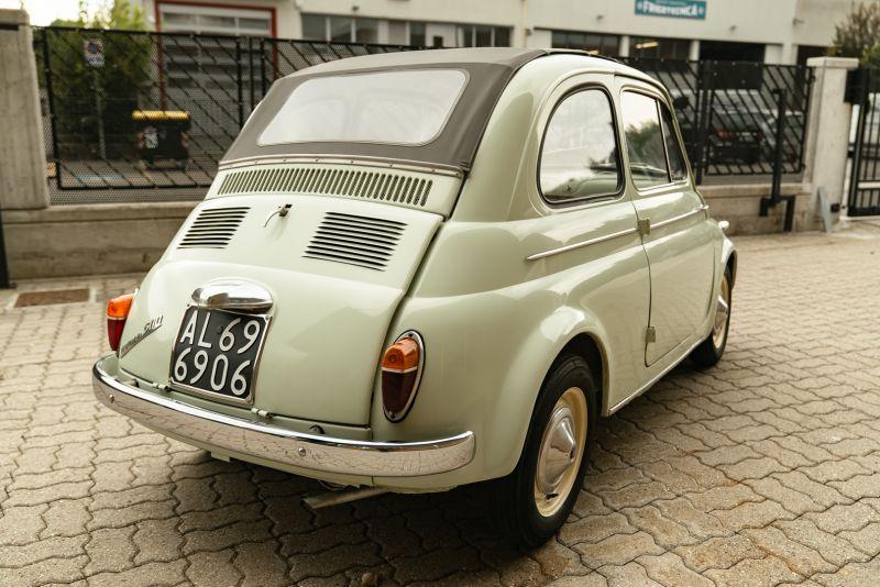 1959 Fiat 500 N 80008