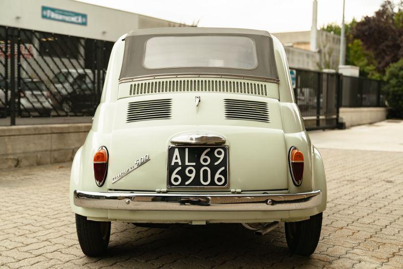 1959 Fiat 500 N 80010