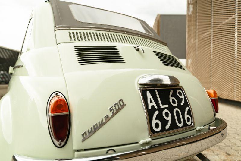1959 Fiat 500 N 80022