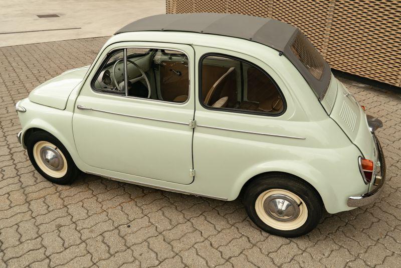 1959 Fiat 500 N 80007