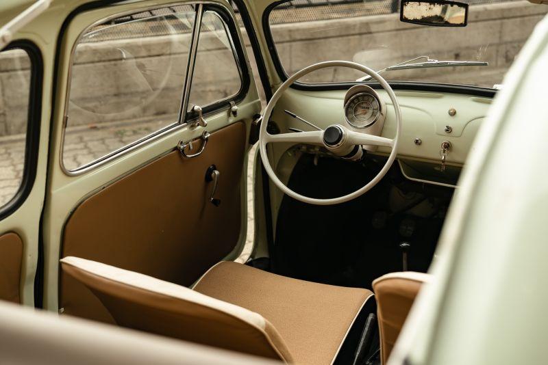 1959 Fiat 500 N 80027