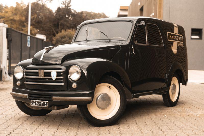 "1953 Fiat 500 C Topolino Furgone ""Innocenti"" 81611"