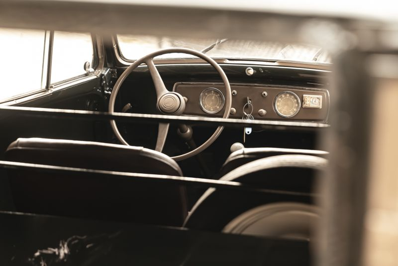 "1953 Fiat 500 C Topolino Furgone ""Innocenti"" 81634"