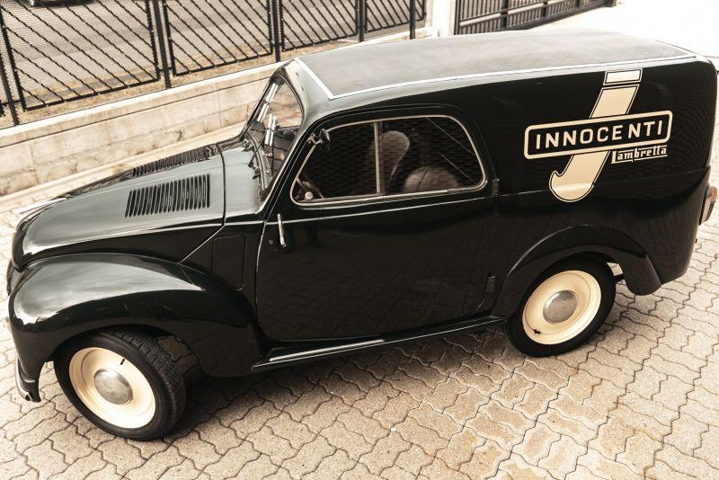 "1953 Fiat 500 C Topolino Furgone ""Innocenti"" 81618"