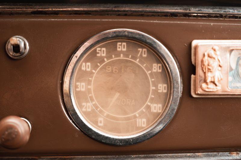 "1953 Fiat 500 C Topolino Furgone ""Innocenti"" 81644"