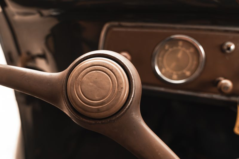 "1953 Fiat 500 C Topolino Furgone ""Innocenti"" 81645"