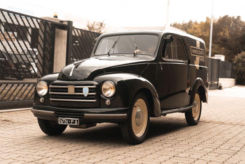 "1953 Fiat 500 C Topolino Furgone ""Innocenti"" 81622"
