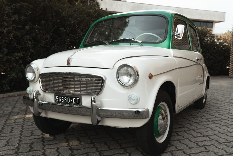 1959 Fiat 600 Lucciola Francis Lombardi 81658