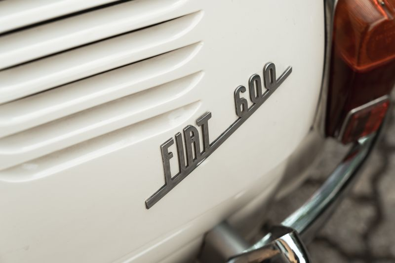 1959 Fiat 600 Lucciola Francis Lombardi 81676