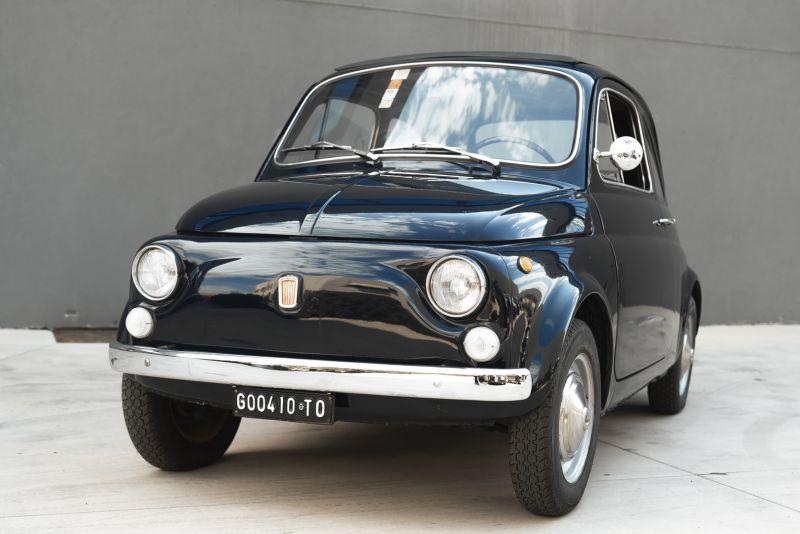 1972 Fiat 500 L 81568