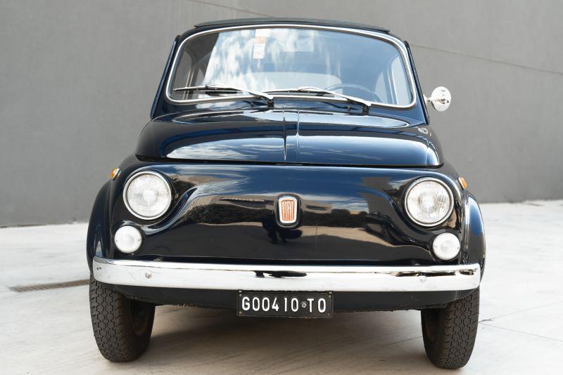 1972 Fiat 500 L 81570
