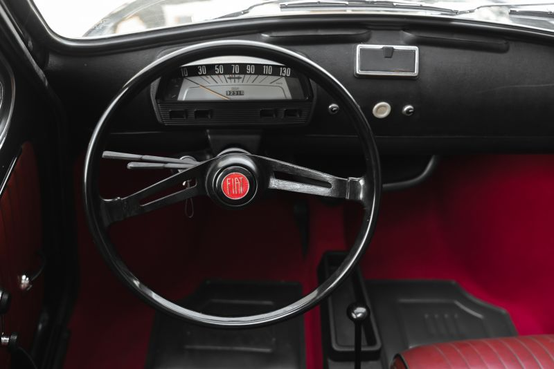 1972 Fiat 500 L 81593