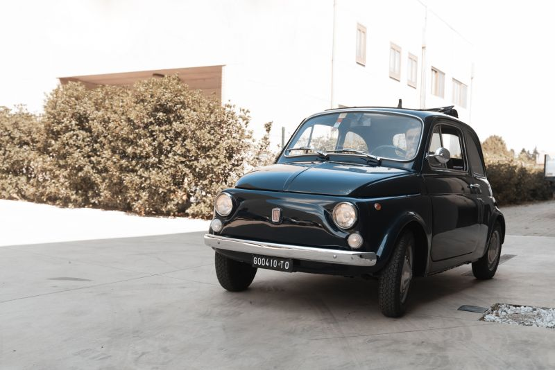 1972 Fiat 500 L 81576