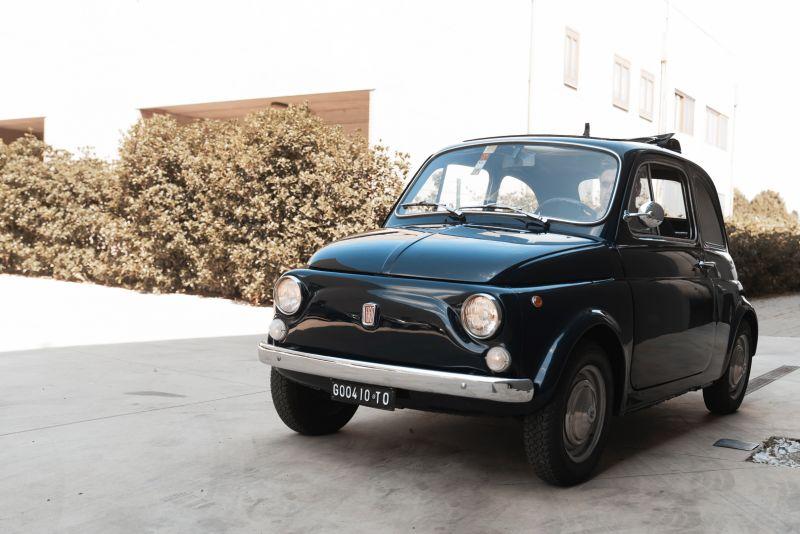 1972 Fiat 500 L 81577