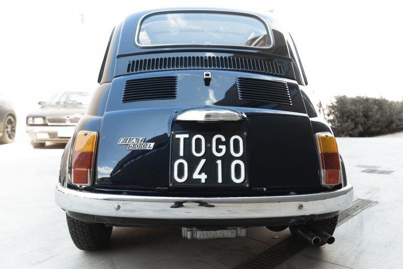 1972 Fiat 500 L 81574