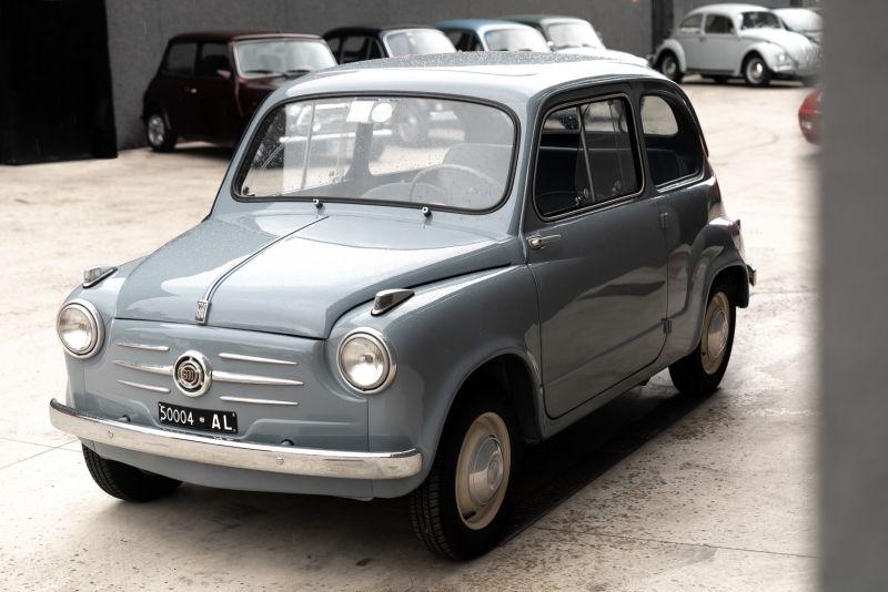 1956 Fiat 600 1° Serie 81791