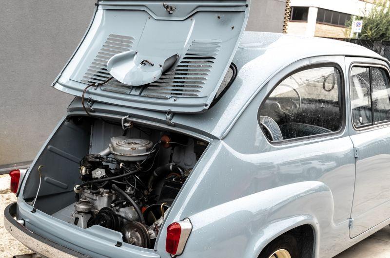 1956 Fiat 600 1° Serie 81827