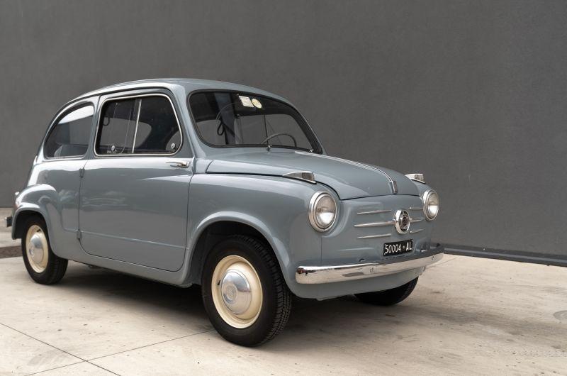 1956 Fiat 600 1° Serie 81789