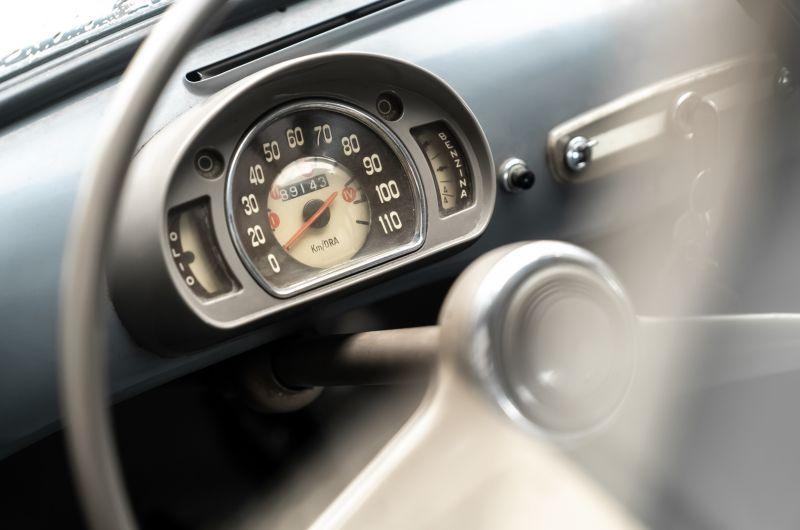 1956 Fiat 600 1° Serie 81820